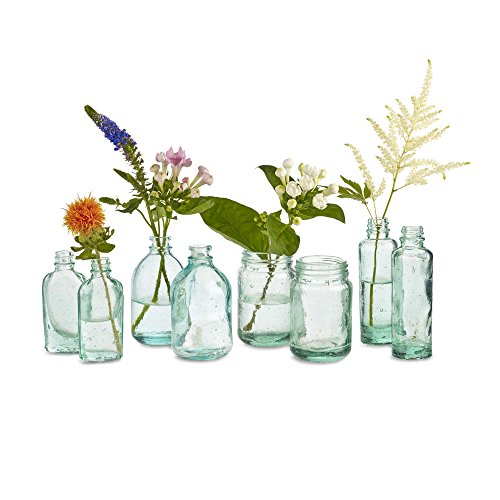 Design Ideas Mason Vase (Set of 8)