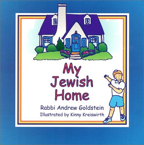 My Jewish Home (Very First Board Books)