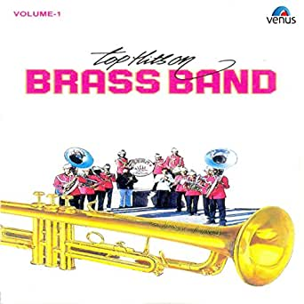 Top Hits on Brass Band, Vol  1 (Instrumental) by Various artists on