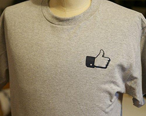 social-media-facebook-t-shirt-size-med-grey