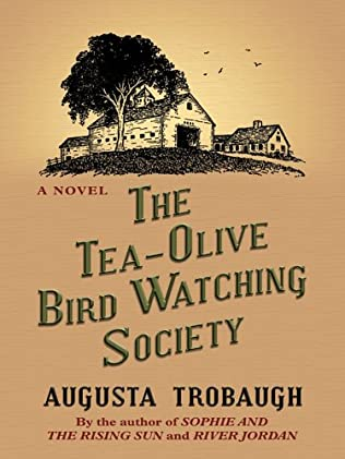 book cover of The Tea-olive Bird Watching Society