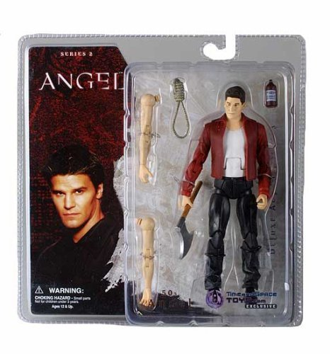Buffy The Vampire Slayer: '50s Angel action figure doll toy (parallel import)