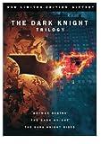 BATMAN TRILOGY: BATMAN BEGINS/THE DARK KNIGHT/THE DARK KNIGHT RISES