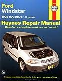 Ford Windstar, 1995-2001 (Hayne's Automotive Repair Manual)