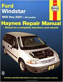 ford windstar 1995 2001 hayne 39 s automotive repair manual. Black Bedroom Furniture Sets. Home Design Ideas