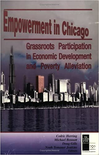 Empowerment in Chicago - grassroots participation in economic development and poverty alleviation
