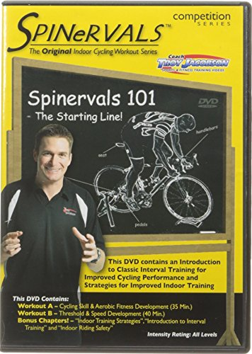 Spinervals 101 - The Staring Line DVD from Spinervals
