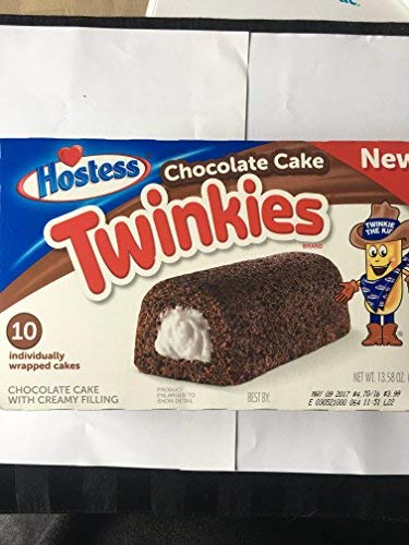 Chocolate Cake With Creamy Filling (Pack of 20) by Hostess (Image #1)