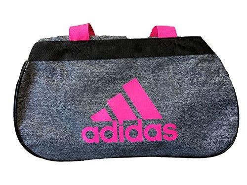 adidas Diablo Small II Hex Print (Onix Jersey/Black/Shock Pink) (Small, Onix Jersey/Black/Shock Pink) by adidas (Image #1)