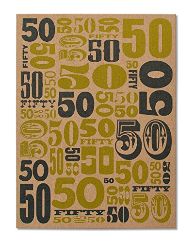 American Greetings 50th Birthday Card - 5856738