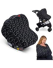 6in1 Multi-use Car Seat Canopy, Nursing Privacy Cover