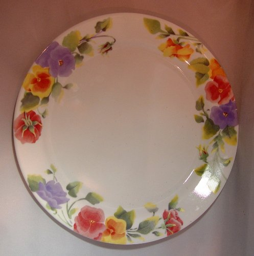corelle yellow flowers - 9