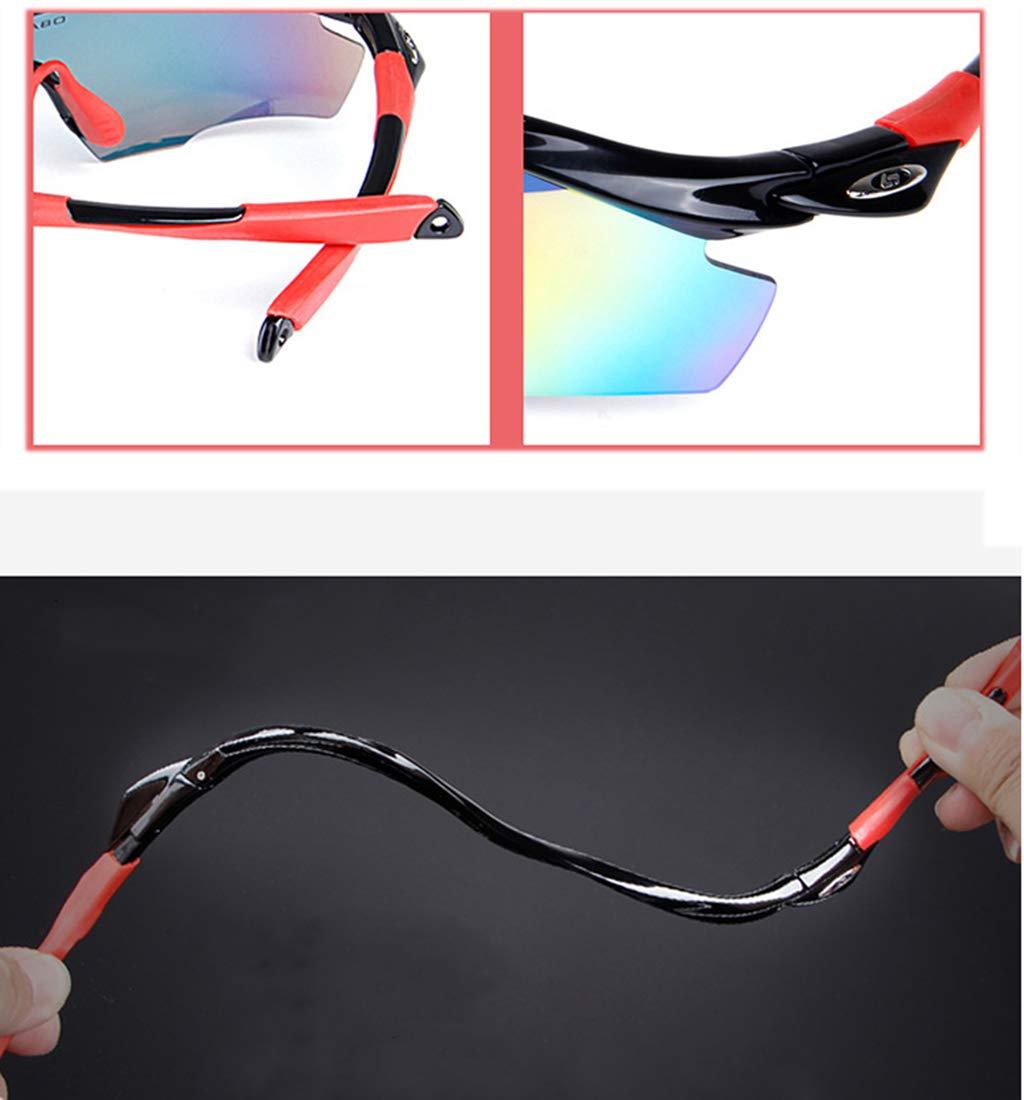 Aili Unisex Brille Mit UV-Schutz - Polarisierte Polarisierte Polarisierte Photochrome Sonnenbrille Schutzbrille Sportbrille Arbeitsbrille Radbrille (Klar) B07GTNH2TN Schoner Am praktischsten fff26d