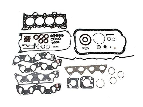 MLS Full Head Gasket Set Kit Fits 1992-1995 Honda Civic VX EX Del Sol 1.5L 1.6L I4 VTEC Engine Codes D15Z1 D16Z6