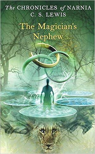 The Magician's Nephew: Lewis, C. S., Baynes, Pauline: 9780064471107: Books  - Amazon.ca