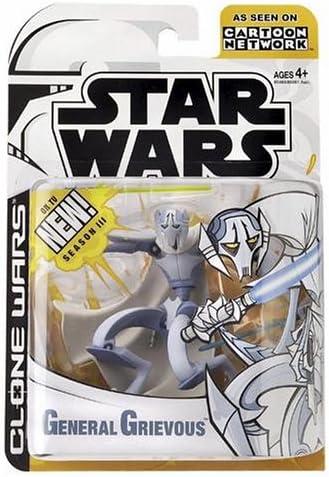 Hasbro Star Wars E3 Bf78 Grievous Toys Games