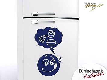 Kühlschrank Tattoo : Amazon grazdesign kühlschrank aufkleber wandtattoo tattoo für