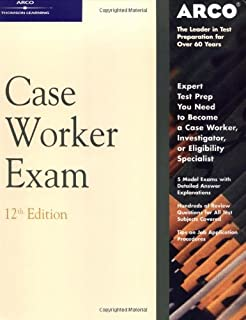 Master the case worker exam petersons master the case worker exam master case worker exam 12th ed arco civil service test tutor fandeluxe Images