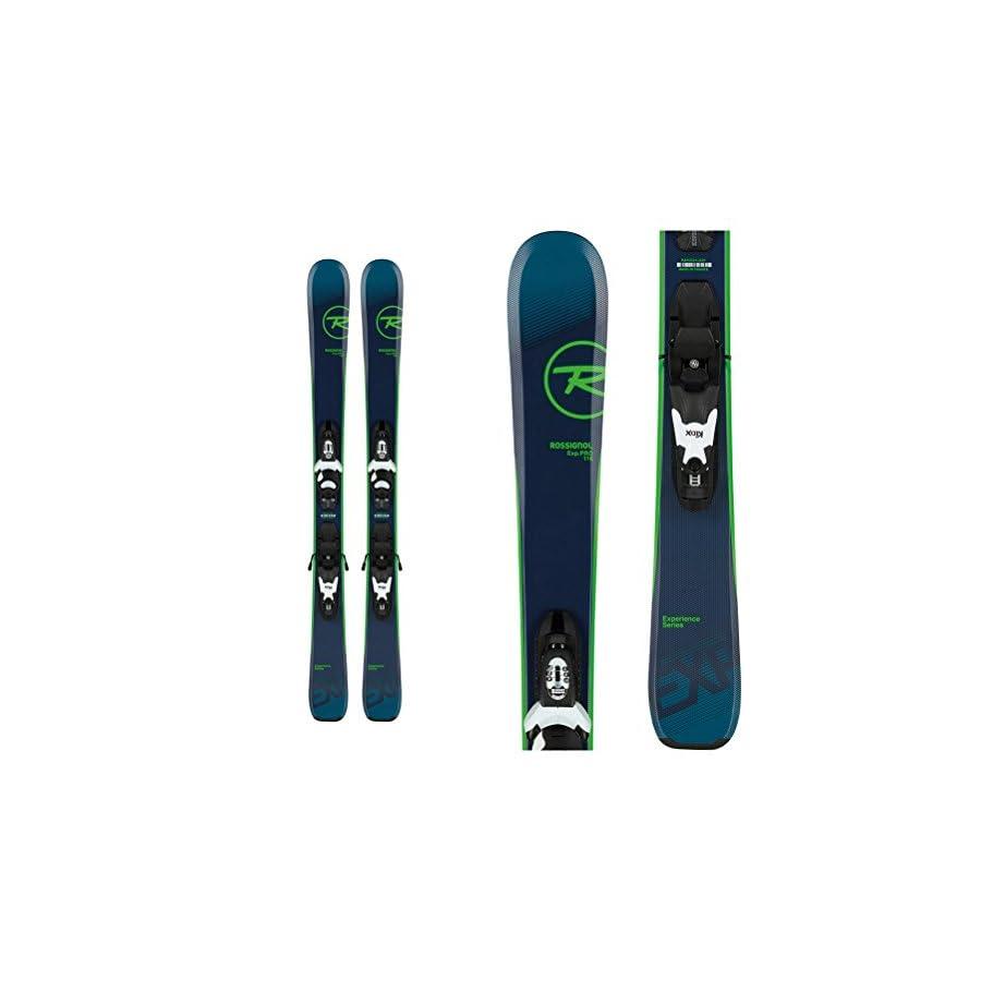 Rossignol Experience Pro Kids Skis Kid X 4 Bindings