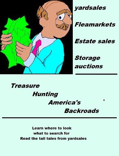 Treasure Hunting Americas Backroads