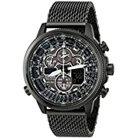 Citizen Navihawk A-T Eco-Drive Chronograph Men's Watch