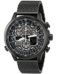 Citizen Eco-Drive Mens JY8037-50E Navihawk A-T Watch
