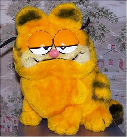 Amazon Com Dakin Large High Plush Seated Garfield Toys Games