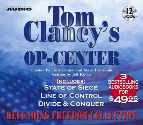 Tom Clancy's Op-Center: Defending Freedon Collection ()