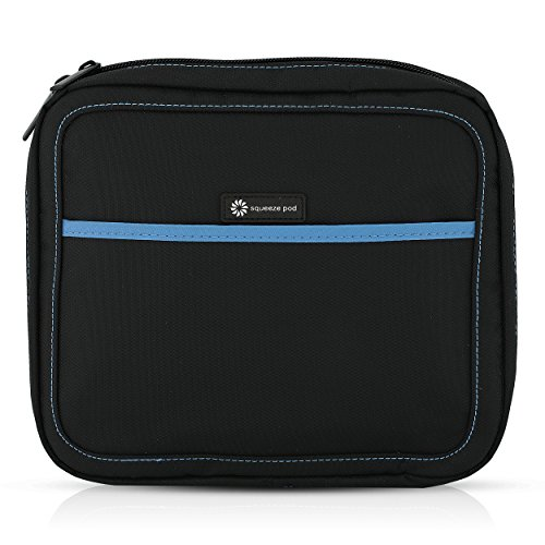 Squeeze Pod Toiletry Travel Carry