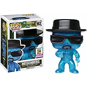 2015 SDCC POP TV: Breaking Bad - Heisenberg Blue Crystal - Funko - 51K06zS8FIL - 2015 SDCC POP TV: Breaking Bad – Heisenberg Blue Crystal – Funko