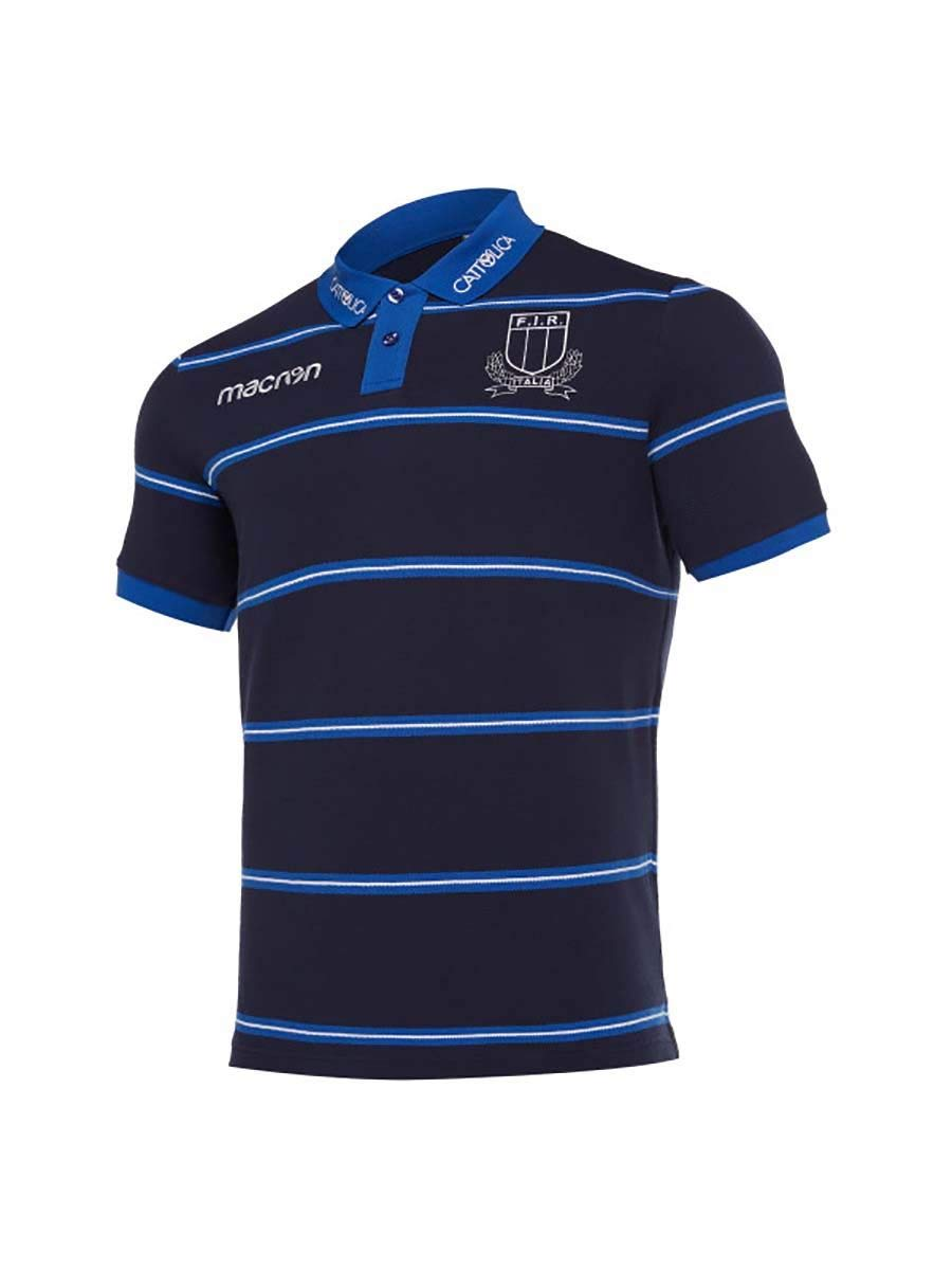 Macron Fir Italia Rugby Official Polo Uomo 58097830