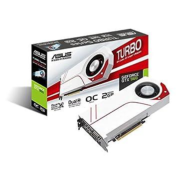 Asus TURBO-GTX960-OC-2GD5 - Tarjeta gráfica de 2 GB (GDDR5, NVIDIA, PCI Express 3.0, 7010 MHz, HDMI)
