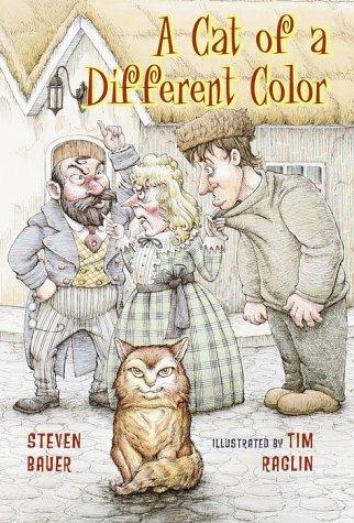 Download A Cat of a Different Color pdf epub