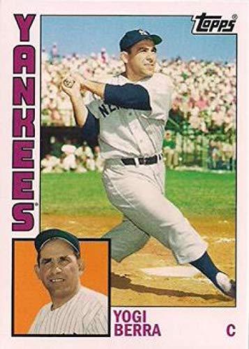 2012 Topps Archives #191 Yogi Berra Yankees MLB Baseball Card - Yogi Memorabilia Berra