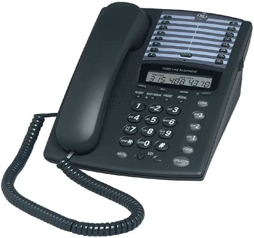 B00005NGRL GE 29439GE2 3-Line Corded Speakerphone 51K07HAYRNL.