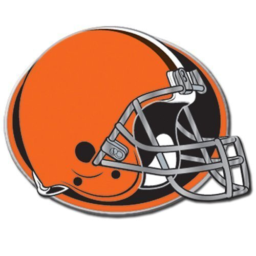Siskiyou Cleveland Browns NFL Hitch Cover SIS-FTH025B2