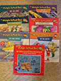 magic school bus haunted house - Magic School Set of 7 Books, In the Haunted House, Gets Programmed, Ups and Downs, In the Arctic, Plants Seeds and Out of This World and Wet all Over