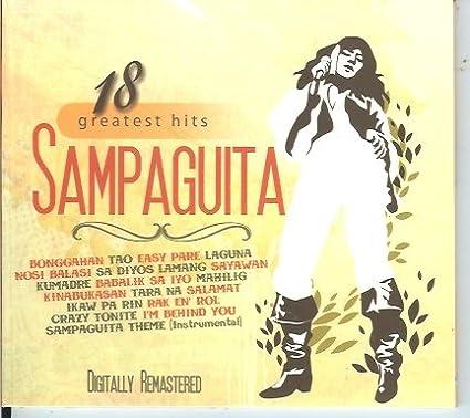 Sampaguita sampaguita: 18 greatest hits amazon. Com music.