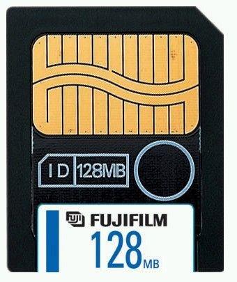 Fujifilm MG-128 Smart Media Carte mé moire Fujifilm Digital