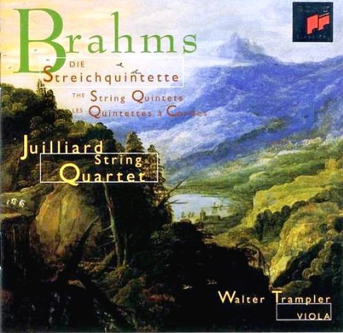 Brahms: The String Quintets Nos. 1 & 2 (Strings Daisy)