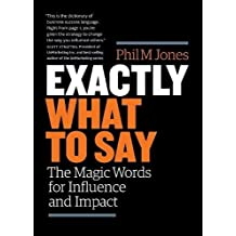 Amazon consumer behavior books exactly what to say the magic words for influence and impact fandeluxe Choice Image