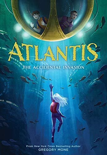 Book Cover: Atlantis: The Accidental Invasion