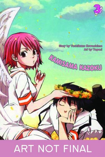 Kamisama Kazoku Volume 3