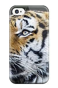 New Iphone 4/4s Case Cover Casing(tiger) WANGJING JINDA