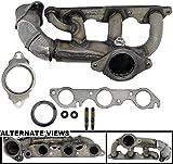APDTY 785679 Exhaust Manifold w/Gaskets & Hardware Fits Buick LeSabre, Park Avenue, Riviera; Oldsmobile 88, LSS, Regency; Pontiac BonneVille (Replaces 24503920)