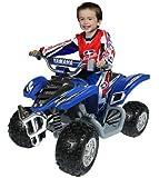 Yamaha Raptor ATV 12-Volt Battery-Powered Ride-On (Blue)