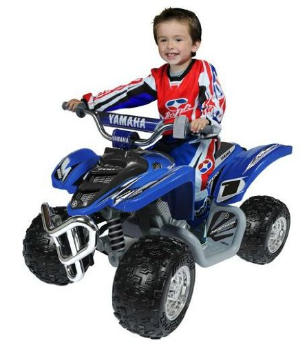 Yamaha Raptor 12 Volt Battery Powered Ride