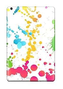 Ppj12051TZYj Faddish Scratchfree Splash Paint Cases Covers For Ipad Mini