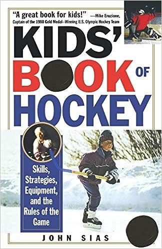 hockey books for kids