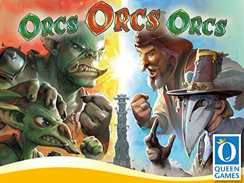 Asmodee - QGORC01 QGORC01 QGORC01 - Jeu de Stratégie - Orcs Orcs Orcs B00PJ9DA7C 41ae32